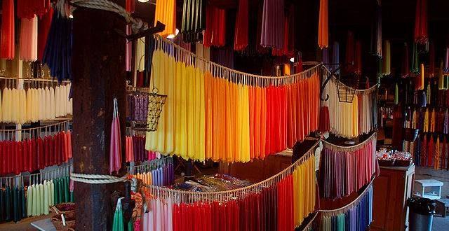 hechizos y colores